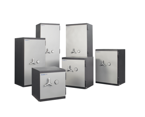 Image of security safes