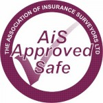 The AiS Approved Safe logo.