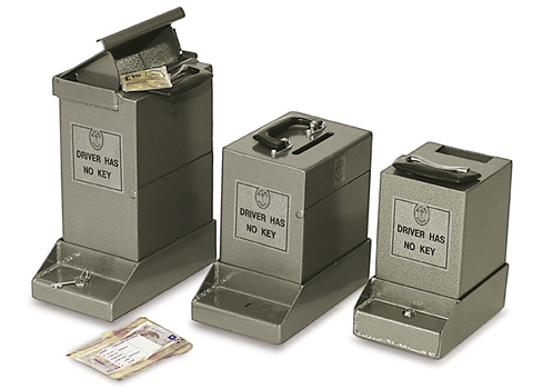 Burton Cashguard Vehicle Safes